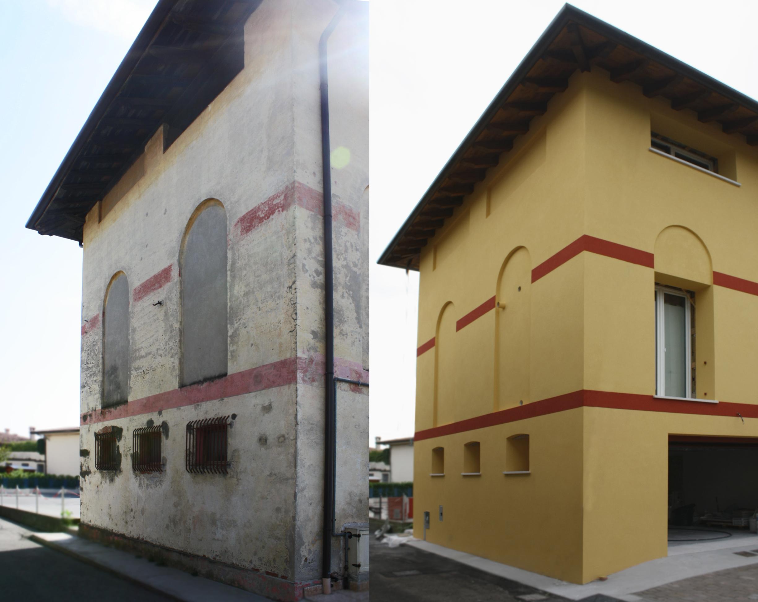 Casa pb quattropiulab for Immagini case ristrutturate